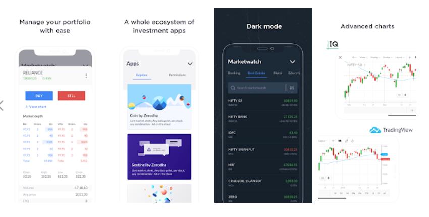 Kite app image